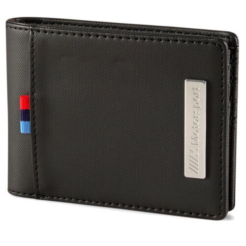 Puma BMW M Motorsport LS pénztárca, fekete