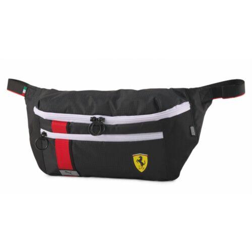 """Puma Ferrari """"Race"""" övtáska uniszex fekete 2020"""