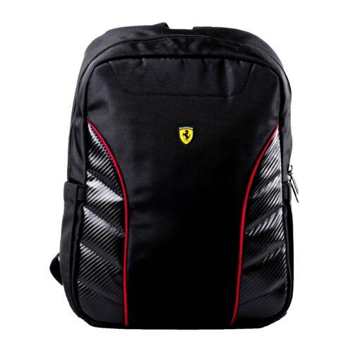 Ferrari hátizsák fekete