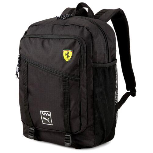 Puma Scuderia Ferrari hátitáska SPTWR, fekete
