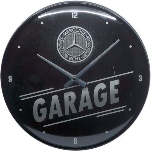 "Mercedes falióra ""Garage"""