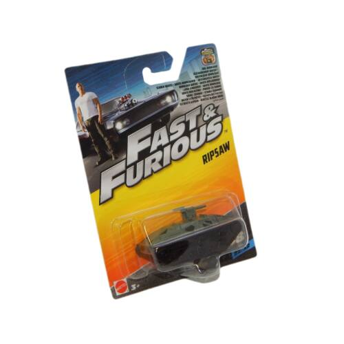 Fast & Furious 8 RIPSAW zöld autó 1:55