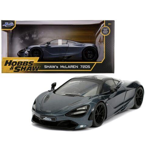 2018 McLaren 720S  Fast&Furious presents Hobbs&Shaw modell autó 1:24