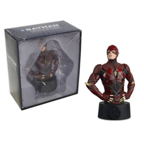 DC Comics The Flash Bust mellszobor figura modell 1:16