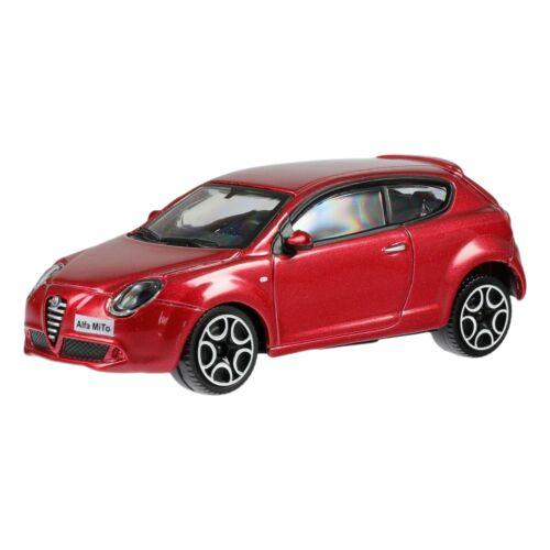 Alfa Romeo Mito red metallic modell autó 1:43