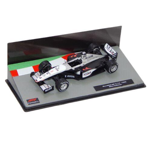 McLAREN MP 4/14 -1999 Mika Hakkinen #1 modell autó 1:43