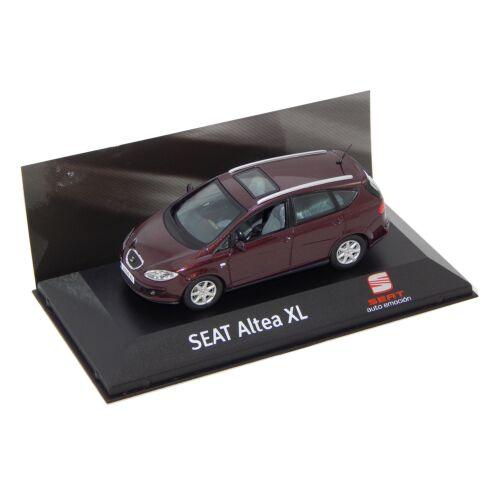 Seat Altea XL Dehli red Dealer packaging modell autó 1:43