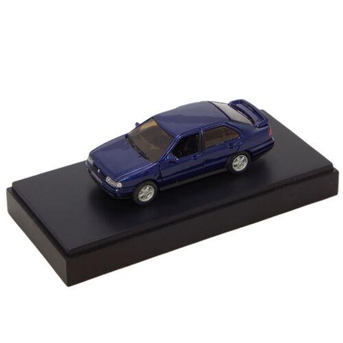 Seat Toledo I (1991-1998) blue Dealer packaging modell autó 1:43