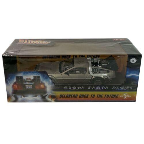De Lorean NO2711 Back To The Future I  modell autó 1:18 NEW