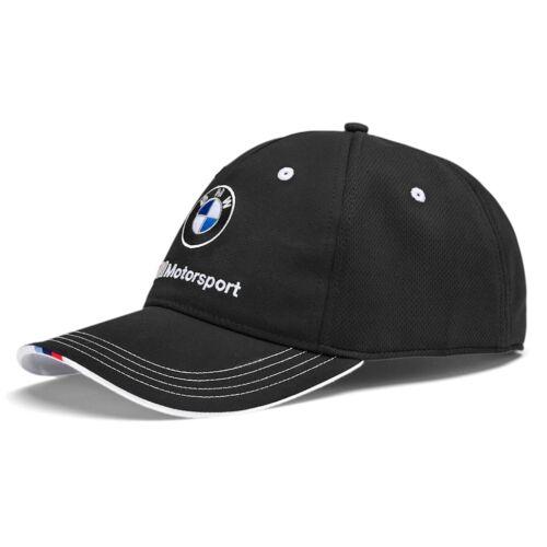 Puma Bmw Motorsport baseball sapka fekete