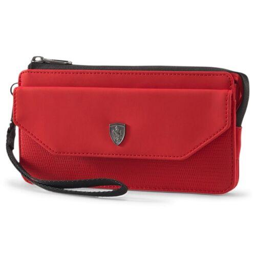 Puma Ferrari LS Rosso Corsa pénztárca piros
