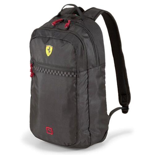 Puma Ferrari hátizsák fekete