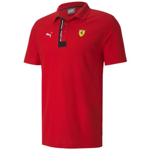 Puma Ferrari pólóing piros