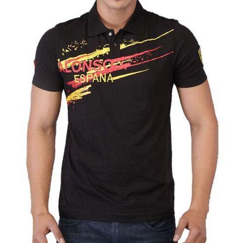 "Ferrari férfi pólóing ""Fernando Alonso Lifestyle"""