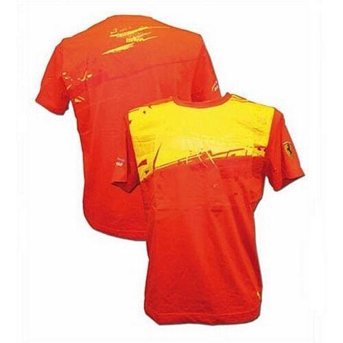 """Ferrari férfi póló """"Spain"""""""