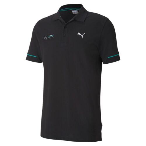 Puma Mercedes férfi pólóing fekete