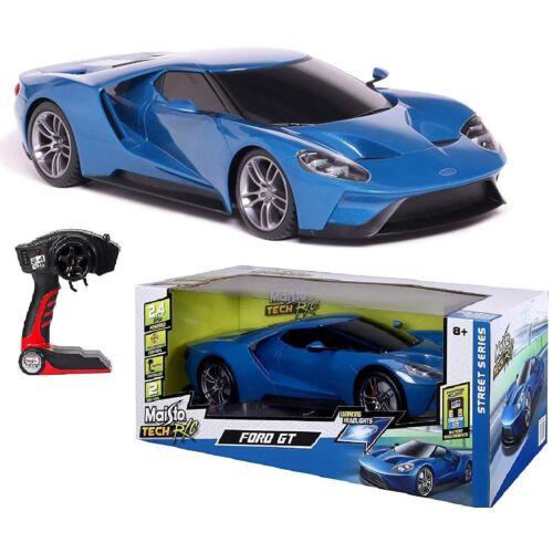 """Ford GT """"kék"""" R/C távirányítós autó 1:6 méretarány"""