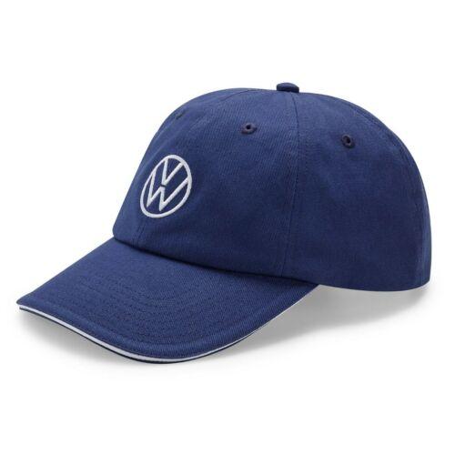 Volkswagen new logó baseball sapka kék 2020