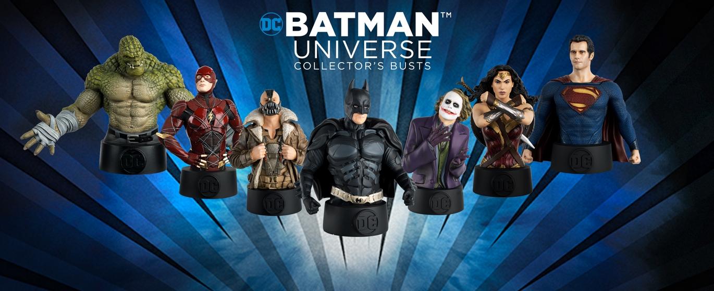 BATMAN UNIVERSE FIGURES